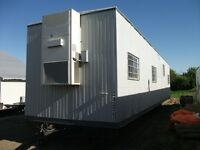 MOBILE OFFICE SHACK ON WHEELS[44'X10']CAN DELIVER!!!!