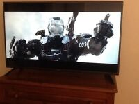 """LG 49"""" FULL HD LED TV WITH FREEVIEW HD £270"""