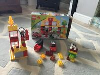 Duplo Lego - Fire Station