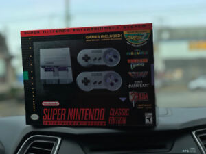 Nintendo SNES Classic for trade. Looking for a 2DS XL