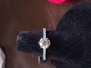 NEW 0.94Crt Diamond RING FOR SALE