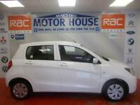 2015 Suzuki Celerio SZ2 (0.00 ROAD TAX) (ONLY 41545)MILES) FREE MOTS AS LONG AS