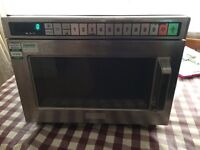 Panasonic commercial microwave oven model ne1856 spares &repairs