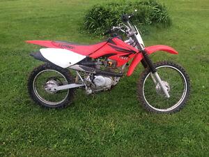 Honda CRF 100 for sale