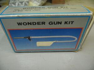 Wonder Gun-Air Cleaning/Blowing Gun Kit and more uses