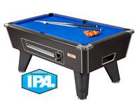 Supreme Pool Tables In Stock!!!