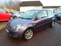 2008 Ford Fiesta 1.4 Zetec Blue Edition 3dr