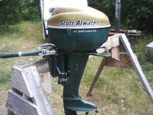 scott at water outboard motor