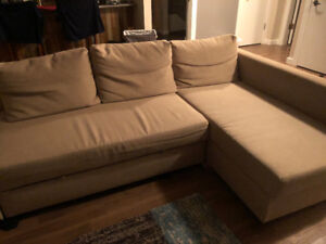 IKEA Sofa/ Sofa Bed Combo with Storage for Sale!