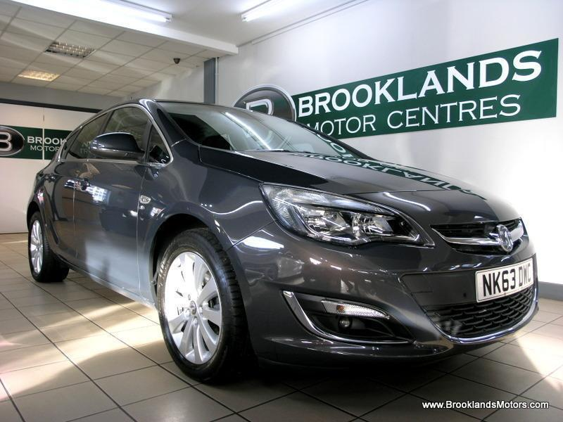 Vauxhall Astra 2.0CDTI 16V AUTO ELITE 165PS [3X SERVICES, LEATHER and HEATED SEA