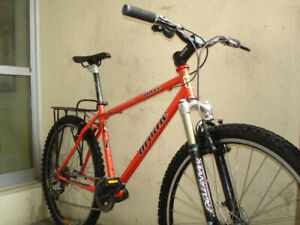BRODIE FORCE WITH MANITOU SIX DELUXE FORKS.