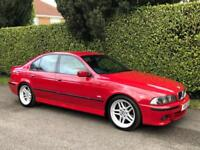 BMW 5 Series 3.5 535i Sport 4dr [2001-X]