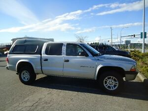 2002 Dodge Dakota sport  R/T Pickup CrewCab  4X4-only110Ks