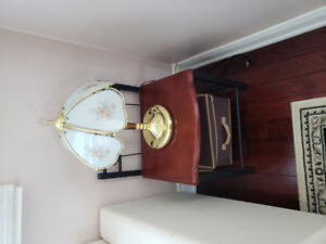 Set of Table Lamp & Night Stand