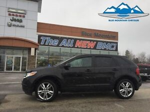 2013 Ford Edge SEL   CERTIFIED/ETESTED, LEATHER HEATED, DUAL ROO