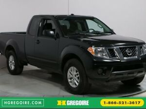 2017 Nissan Frontier SV AWD AUTO A/C BLUETOOTH MAGS