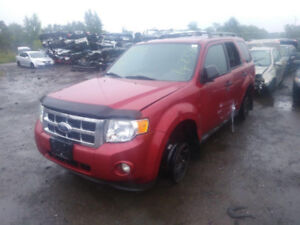 2009 Ford Escape just in for parts at Pic N Save!