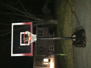 Basketball Net with Stand
