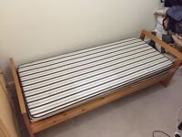 Folding Single to Double bed. Ideal for Guest room