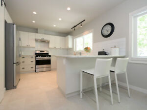 TWO HOMES IN ONE! Renovated Home with 2 Suites near Mt Doug!
