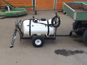 Tow Behind Sprayer 40 gallons