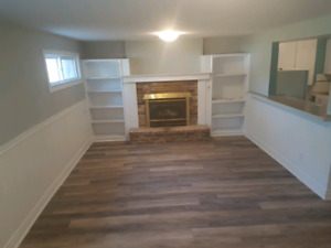 2 Bedroom apartment for rent Jan 1st