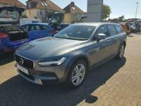 2018 Volvo V90 D4 CROSS COUNTRY PRO AWD AUTO Automatic Estate Diesel Automatic