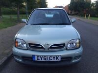 Nissan micra 1.4 petrol mot till February next year good conditions