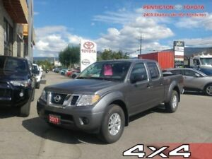 2017 Nissan Frontier   - BLUETOOTH -  4.0L V6 4X4