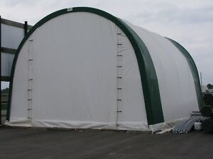 FastCover Fabric Buildings...Now Factory Direct!