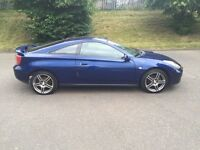 + TOYOTA CELICA WITH ONLY 79 K 1 YEAR MOT +