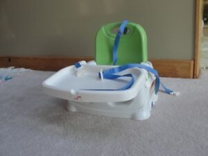 Child's booster  chair seat _ Fisher Price
