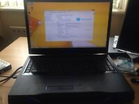 Alienware M18X r1 i7-2920xm laptop GTX 880m graphics, 16gb ram, 1TB harddrive