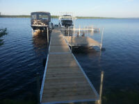 ADD VALUE TO YOUR WATERFRONT/CUSTOM DOCKS AND BOATLIFTS
