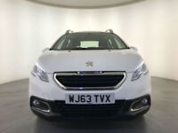 2013 PEUGEOT 2008 ACTIVE E-HDI DIESEL £20 ROAD TAX SERVICE HISTORY FINANCE PX