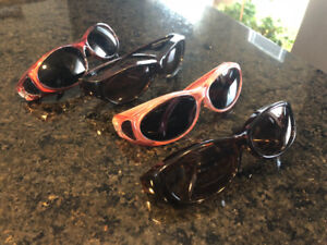 Sunglasses that fit over reading glasses