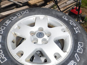 rim for ford escape and a  motor for sale..
