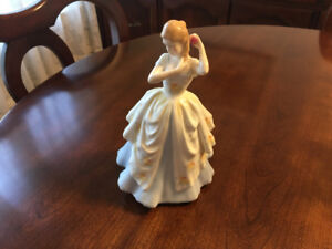 "Royal Doulton figurine, ""Laura"""