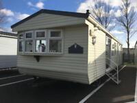 Static Caravan Clacton-on-Sea Essex 2 Bedrooms 6 Berth Willerby Manor 2004 St
