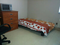 Furnished Bedroom for short term stay