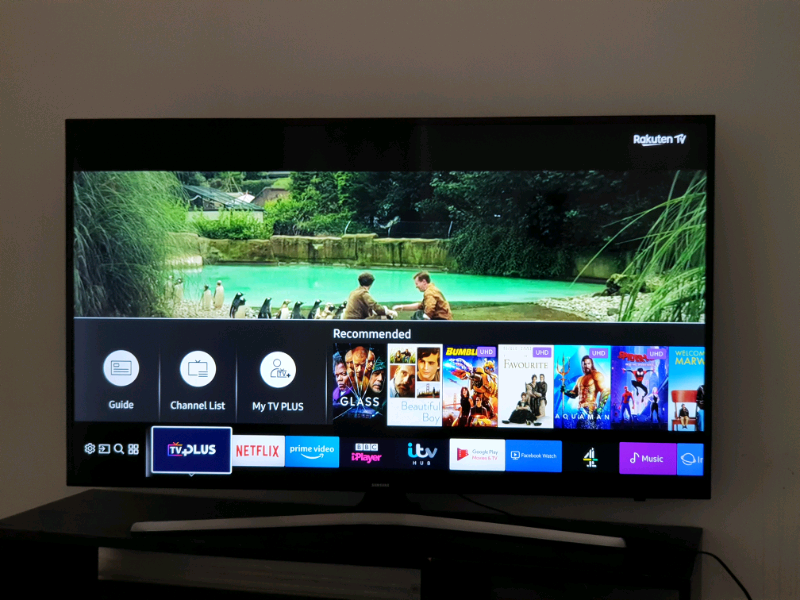 Samsung 50 inch smart 4k uhd TV | in Bolton, Manchester | Gumtree