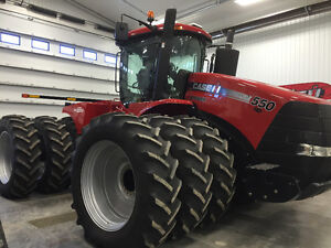 2014 Case IH Steiger 550 4WD Tractor - Low Hours