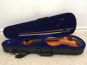 Corelli 1/4 violin and Christina 2/4 violin --- BOTH ARE SOLD