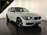 2015 BMW 116D SPORT 5 DOOR HATCHBACK DIESEL 1 OWNER SERVICE HISTORY FINANCE PX