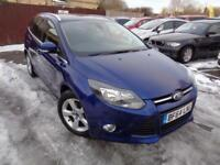 2014 Ford Focus 1.6TDCi ( 105ps ) ( 99g ) ECOnetic ( S/S ) Zetec Navigator