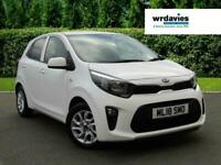 2018 Kia Picanto 2 Hatchback Petrol Manual