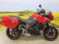 Triumph Tiger Sport 1050**9274 MILES, FULL SERVICE HISTORY, DATATAG**