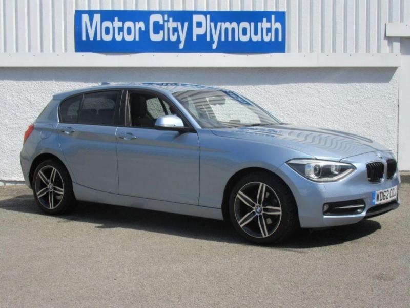 2012 62 BMW 1 SERIES 2.0 116D SPORT 5D 114 BHP DIESEL
