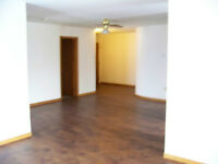 Downtown Large 2 Bdrms, Parking, Security, Laundry, Heated