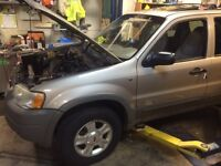Ford Escape 2001 XLT V6 4x4